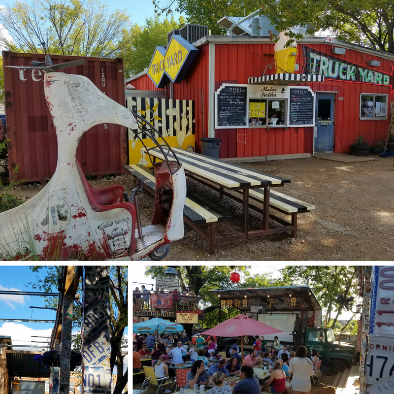 Dallas Food Trucks Beer Garden