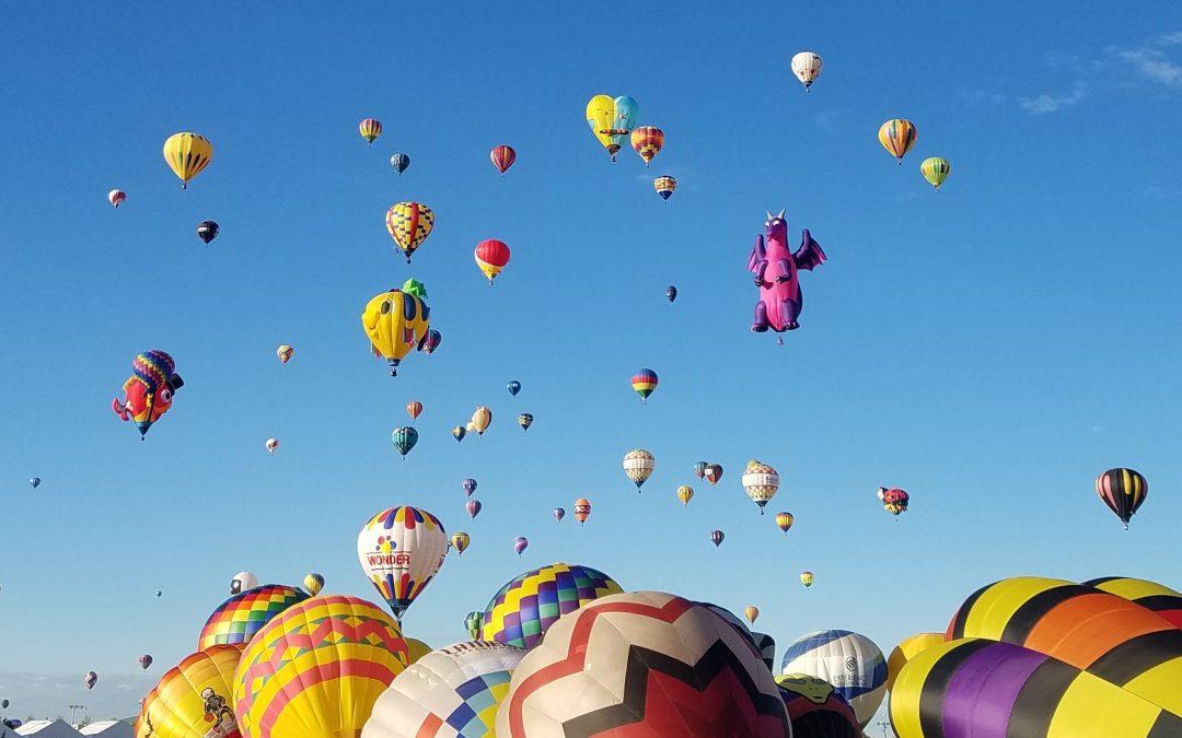 Albuquerque Balloon Fiesta 2016