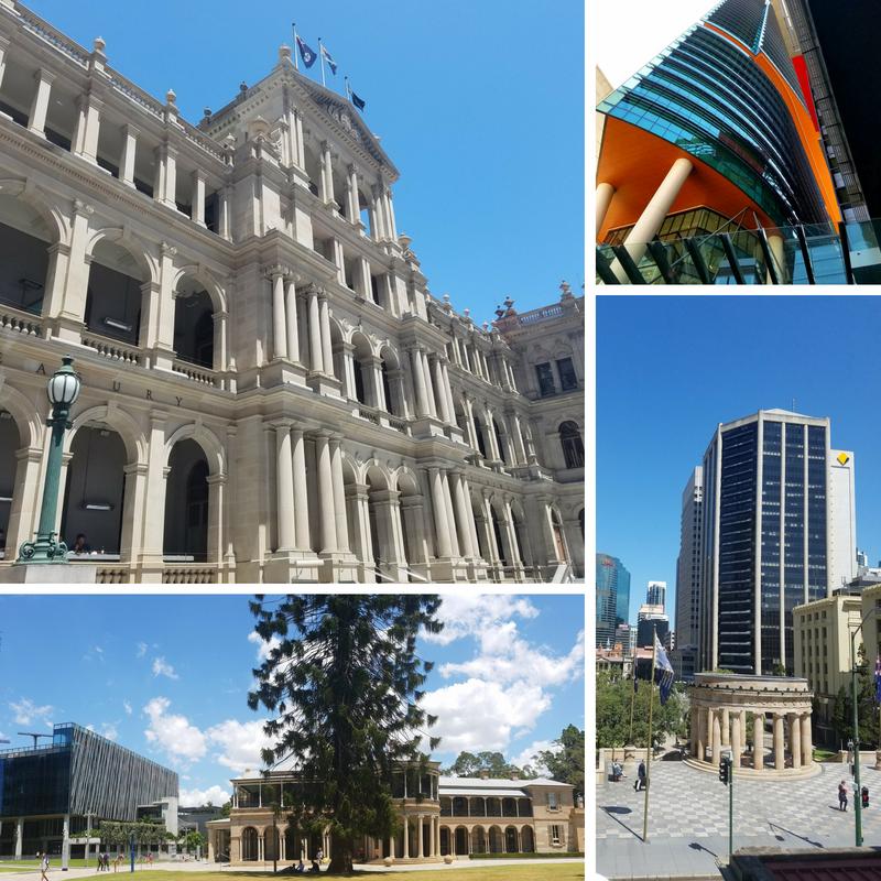 Brisbane Australia Architecture