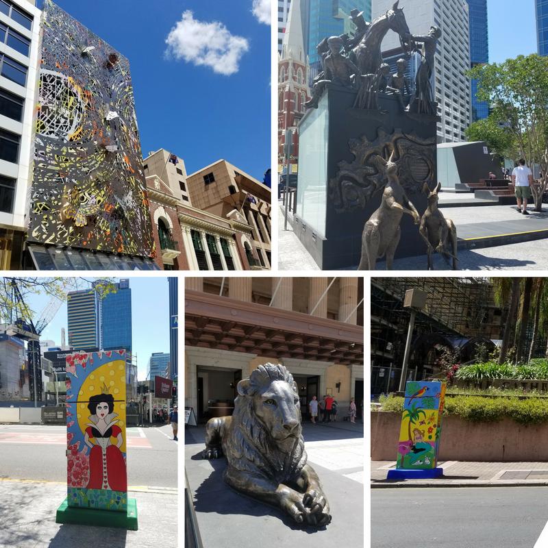 Brisbane Australia Street Art