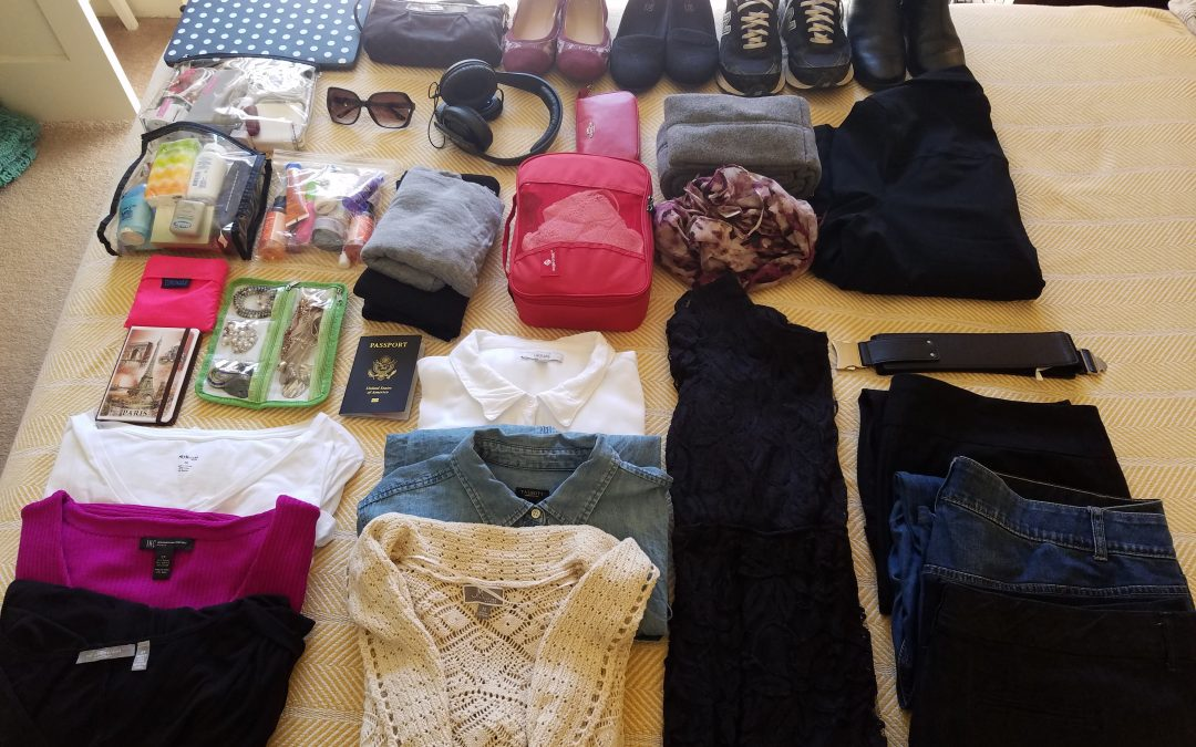 How to Pack for 2 Weeks in a Carry-On!