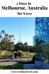 Melbourne Australia St. Kilda Botanical Garden Luna Park St. Kilda Pier Little Penguins