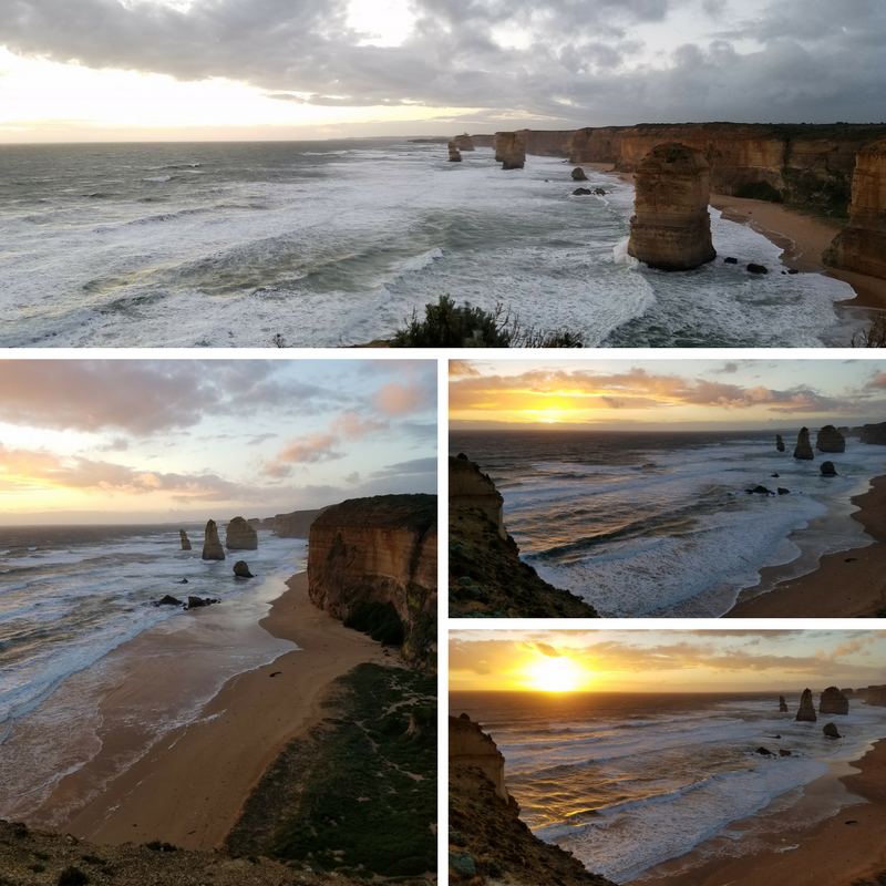 Great Ocean Road Twelve Apostles Victoria Australia