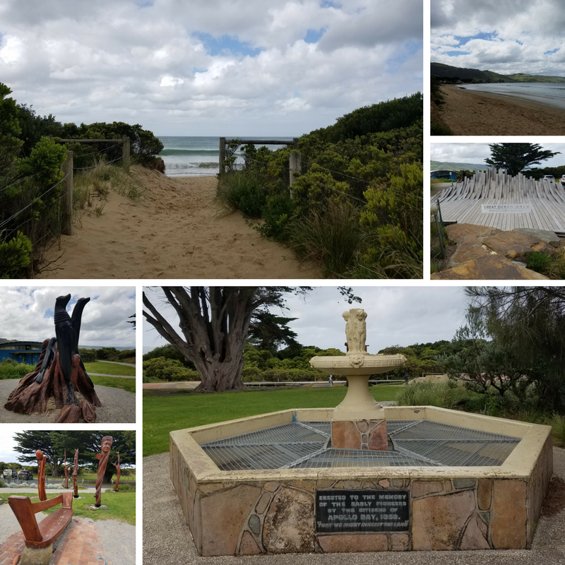 Great Ocean Road Apollo Bay Victoria Australia