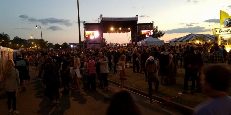 Beale Street Music Festival, Downtown Memphis, Beale Street, Memphis TN