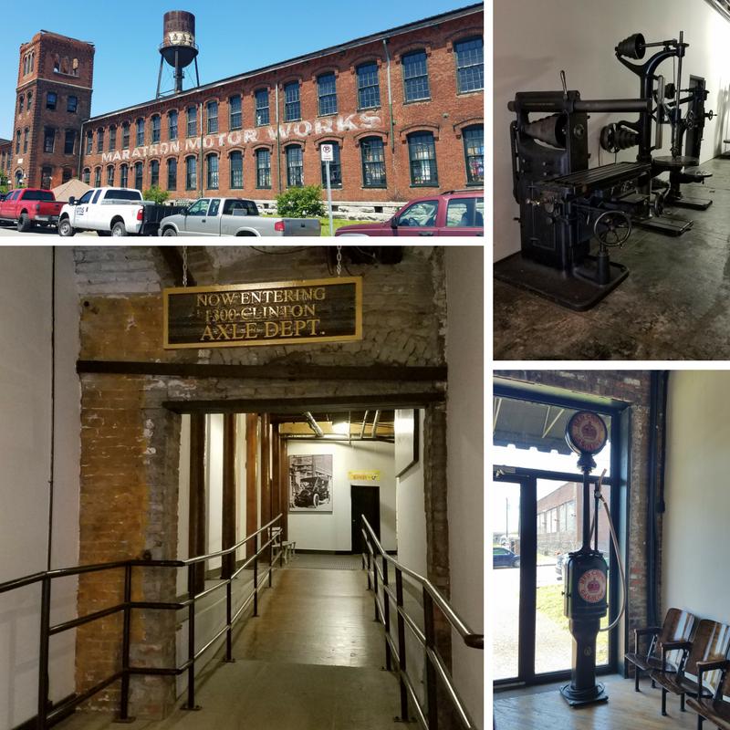 Nashville, Nashville TN, Marathon Motor Works, Nashville History