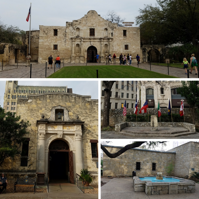 The Alamo, San Antonio TX, Texas, TX, San Antonio