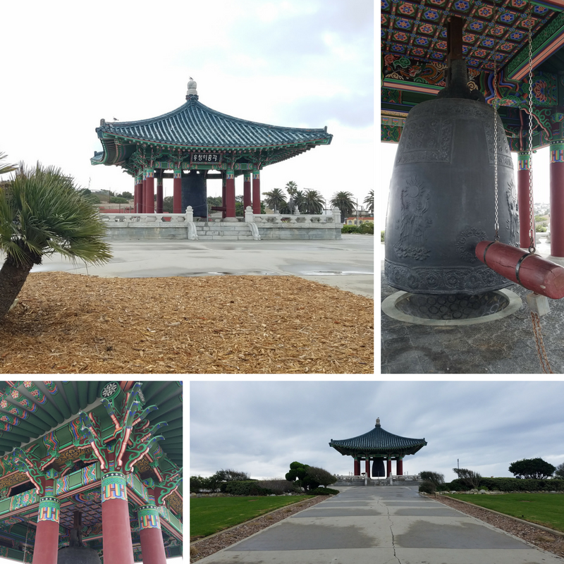 Korean Bell of Friendship, San Pedro CA, San Pedro