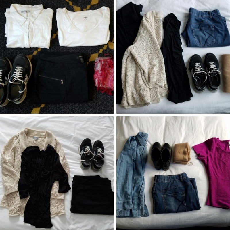 How To Pack For 2 Weeks In A Carry On Two Day Travels