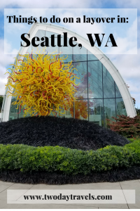 Chihuly Glass Garden Seattle WA