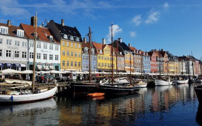 Two Days in Copenhagen for Under $250