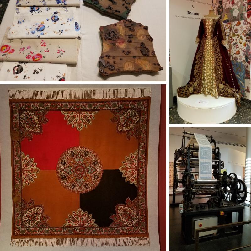 Musée de l'Impression sur Etoffes - Textile Museum in Mulhouse France