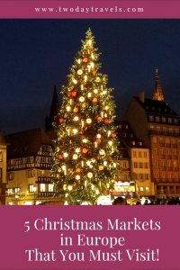 The Great Tree at Place Kébler in Strasbourg France
