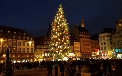 5 Beautiful Christmas Markets in Europe