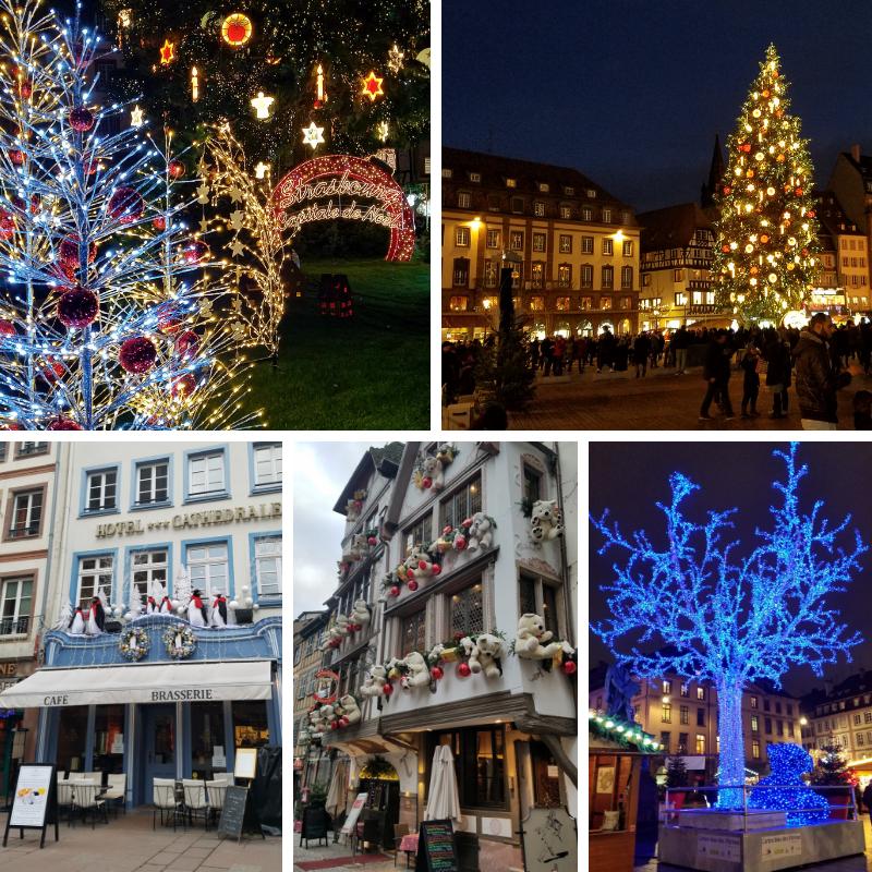 Strasbourg Capitale de Noël