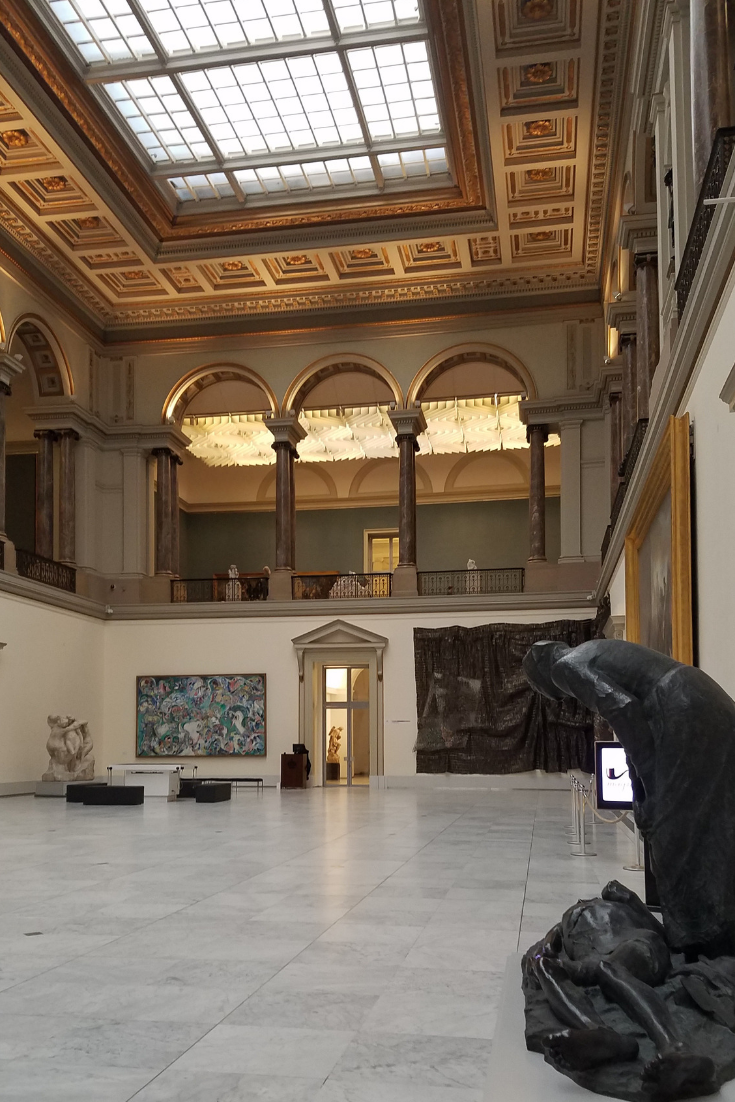 Fine Arts Museum Brussels Belgium