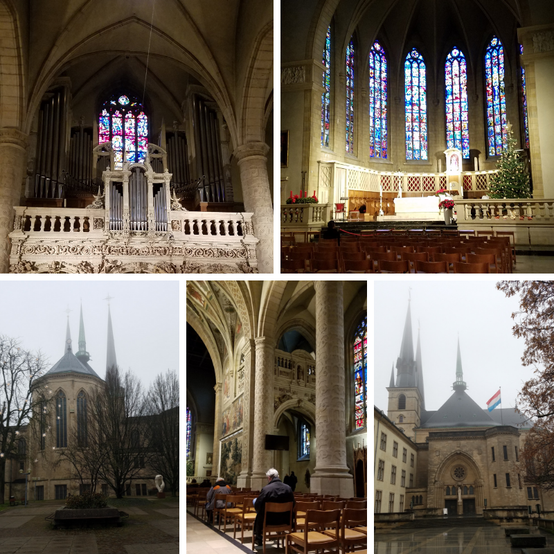 Cathédrale Notre-Dame, Luxembourg City