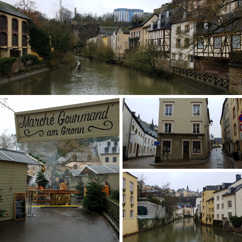 Grund neighborhood, Luxembourg City
