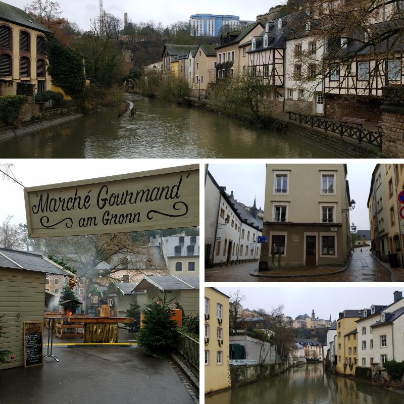 Grund neighborhood, Luxembourg City