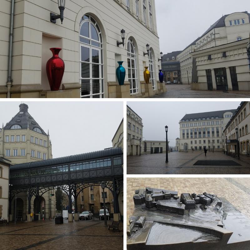 Plateau de Saint Espirit, Luxembourg Judiciary City