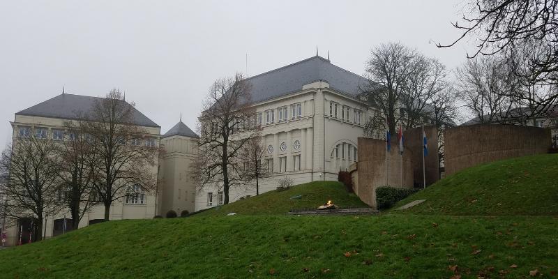 Monument National de la Solidarité Luxembourgeoise