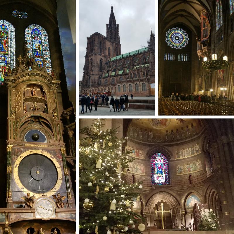 Cathédrale Notre Dame de Strasbourg, Astronomical Clock, Strasbourg France
