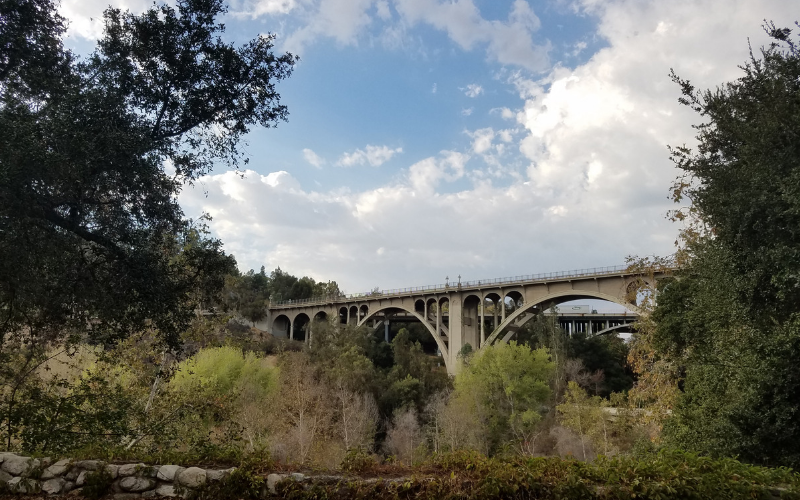 Colorado Street Bridge, Pasadena CA