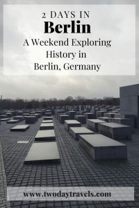 Pinterest image of the Memorial to Murdered Jews